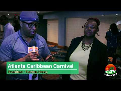 Atlanta Caribbean Carnival press conference 2018