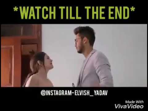 Brother and sister's love funny whatsapp status video