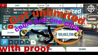 How to get unlimited money in asphalt 8 airborne in Windows 10 7 8 laptop (pc) in just one click