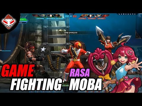 Begini nih Kalo Game Fighting Rasa MOBA - Hyper Universe - PC Games Reviews