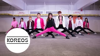 figcaption [Koreos] NCT 127 엔시티 127 - Cherry Bomb 체리 밤 Dance Cover 댄스커버