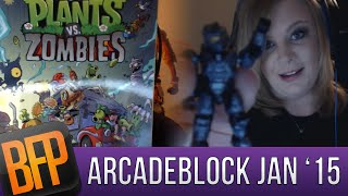 Arcade Block January '15 Unboxing - His & Hers