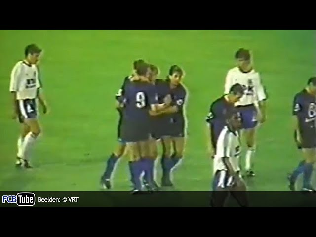 1989-1990 - Jupiler Pro League - 04. Club Brugge - AA Gent 4-1