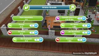 THE sims freeplay missão shopping por do sol