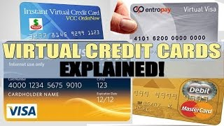 VIRTUAL CREDIT CARDS EXPLAINED ft. ENTROPAY Buy ANY Digital Stuff Online