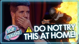 SUPER DANGEROUS AUDITIONS Send Judges Into Meltdown! *DON