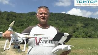 dJI Phantom 3 SE  Тест режимов полёта  MikeRC 2017 FHD