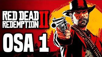 Red Dead Redemption 2 Suomi - Läpipeluu (PS4)   Valmis