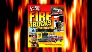 FIRE TRUCKS Book for Kids  Great gift for children