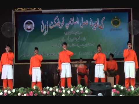 Badiuzzaman-Ketiga Nasyid KAMIL Zon 3 2012