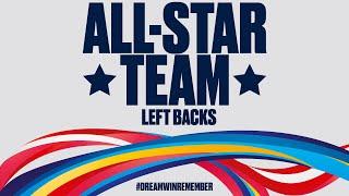 ALL STAR TEAM NOMINEES | LEFT BACKS