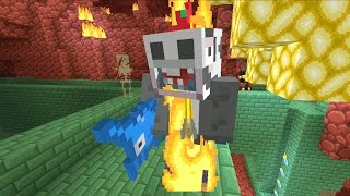 Minecraft Xbox - Quest To Kill The Wither (20)