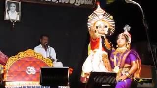 Yakshagana - Rakshabandhana - saligrama mela - R maiyya - shashikanth shetty - Rajesh bhandari