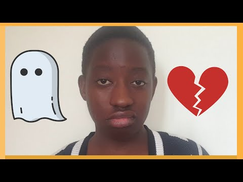 ghosted by guy dating