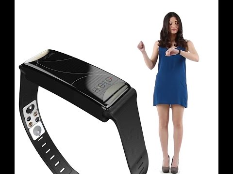 Helo from world global network - Helo wristband for realtime Mobile Health monitoring system