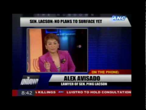THE RUNDOWN: Sen. Lacson & the Dacer-Corbito case, July 9, 2010 (Part 2 of 3)