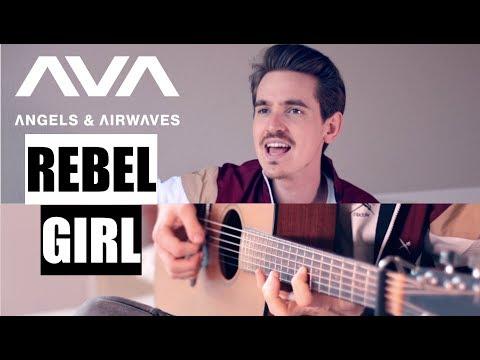REBEL GIRL (Angels & Airwaves Acoustic Cover) Mp3
