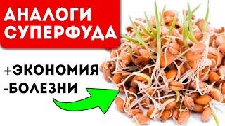 Суперфуд на 100 рублей в день Реально ли сэкономить и укрепить здоровье