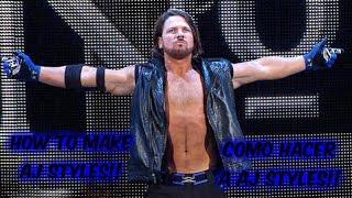 WWE 2K15/WWE 2K16 | COMO HACER AJ STYLES AR PS3// كيفية جعل AJ STYLES على PS3