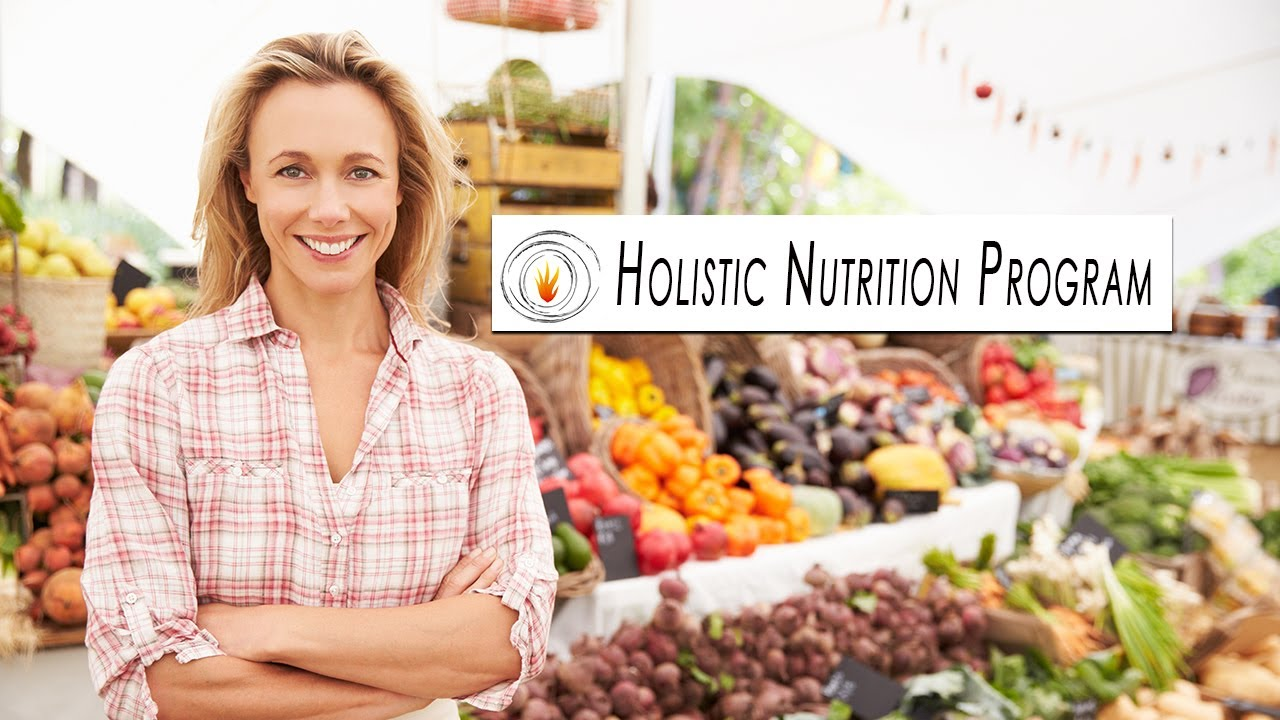 Holistic Nutrition Certification - YouTube