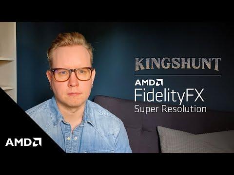 AMD FidelityFX Super Resolution Partner Showcase Ep. 6: Vaki Games
