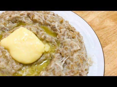 Հայկական ավանդական Հարիսա / Армянское блюдо Ариса