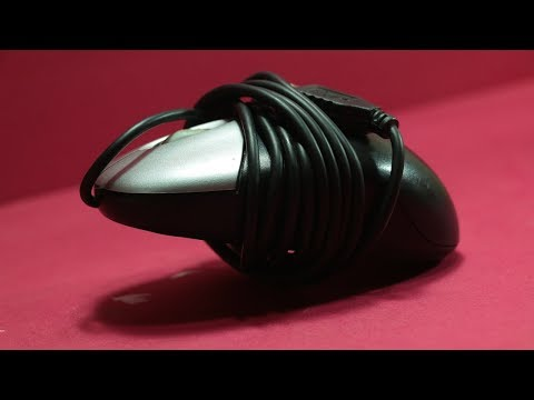 How To Clean An USB Optical Mouse
