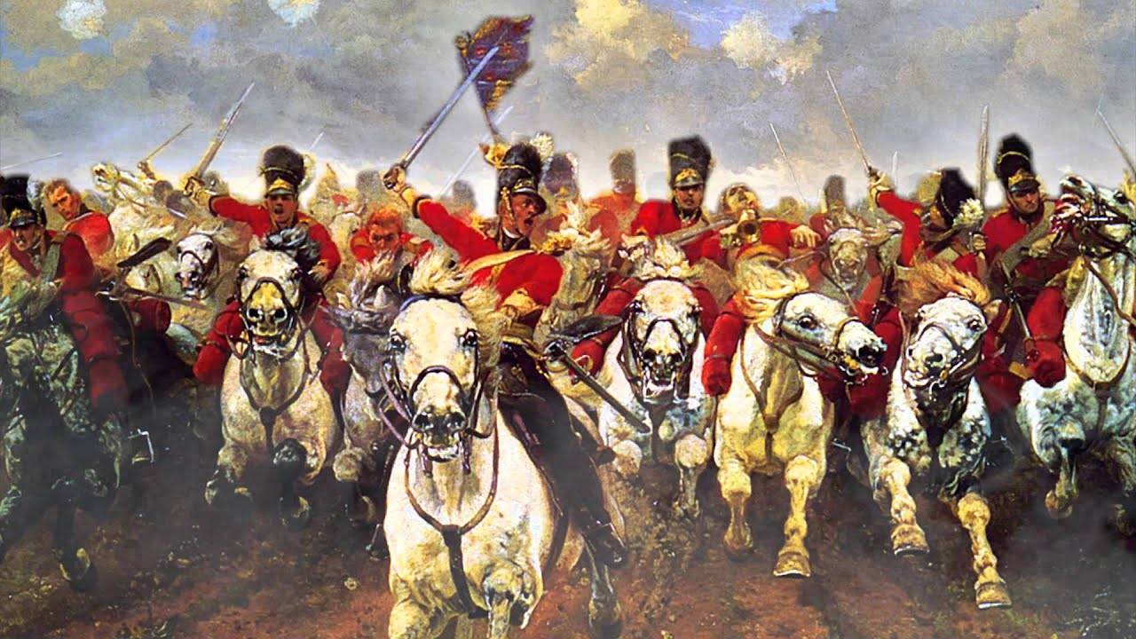 Image result for the charge of the light brigade