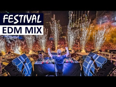 FESTIVAL EDM MIX - Electro House Party Music Mix 2018