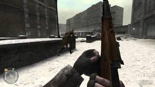 Call of Duty#1(Обучение и Бой)