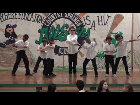 The H.I.T.S showcase - Country Springs Elementary School on 10 19 2016