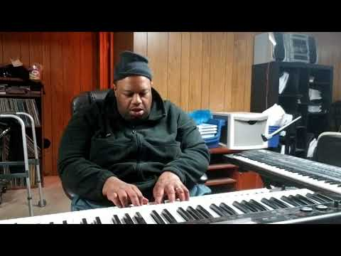 """""""Love Can Be So Cold"""" (George Duke) Performed By Darius Witherspoon (4/14/18)"""