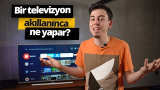 Bir televizyon Android olunca ne oluyor? - Philips akıllı TV deneyimi