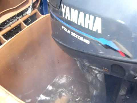 Yamaha   High Thrust Extra Long Shaft For Sale