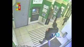 Truffa Bancomat Roma Video in Diretta da Webcam Banche