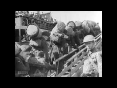 Rebirth Of The Army Britain Shoulder Arms 1940 CharlieDeanArchives Archival Footage HD