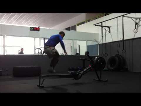Miguel Ferrer Athlete Games