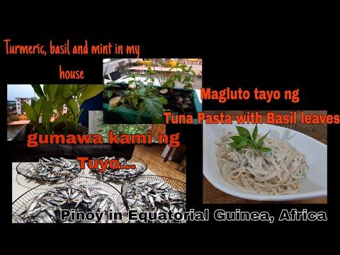 Pinoy in Africa...blessing na mas mahaba ang oras na nasa bahay lang kesa nasa trabaho....