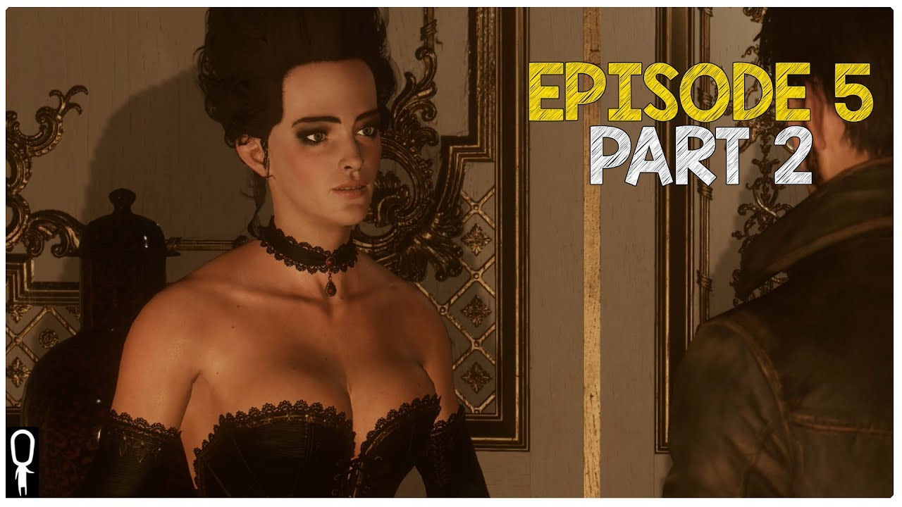 Erotic Model Evolves (Part 2 of 2)