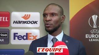 Abidal «Marseille a montré sa détermination» - Foot - C3 - OM
