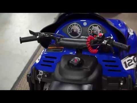 2013 Yamaha SRX 120