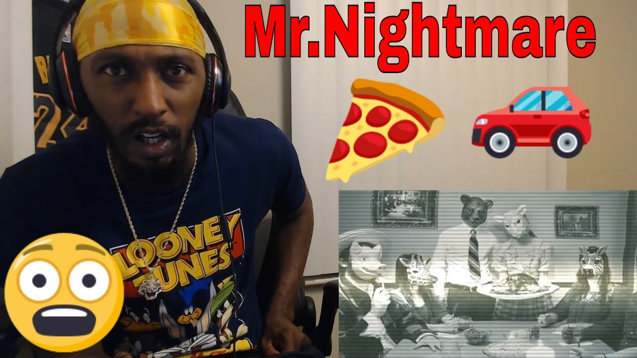 Mr Nightmare 3 Scary True Pizza Delivery Horror Stories Reaction Youtube These are stories from mr. youtube