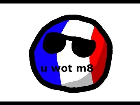 western allies in a nutshell(hoi4/ww2 meme)