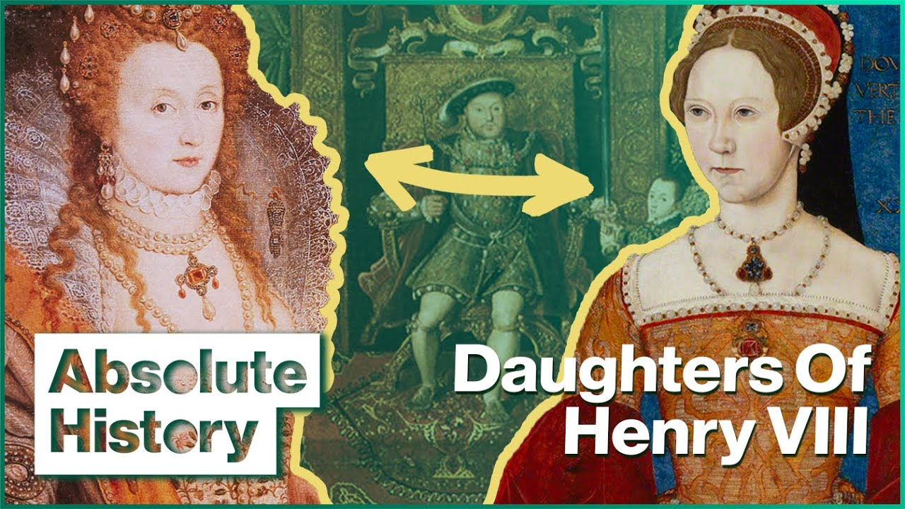 Download Why Bloody Mary Hated Queen Elizabeth I   Two Sisters   Absolute History