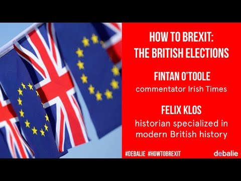 How to Brexit: The British Elections - #ge2017