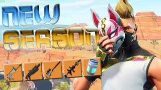 GETTING MAX TIER DRIFT ! FORTNITE SEASON 5 BABY , COME WATCH LIVE - FORTNITE