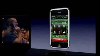 Macworld 2007- Part 4-Steve Jobs Demos the iPhone