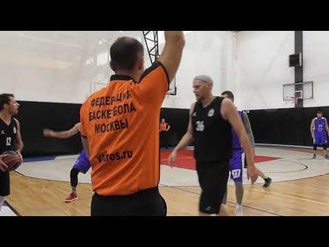 Пролетарка - Profit basket-3. МЛБЛ-Москва. 3-й тур. Лига развития. Дивизион 1