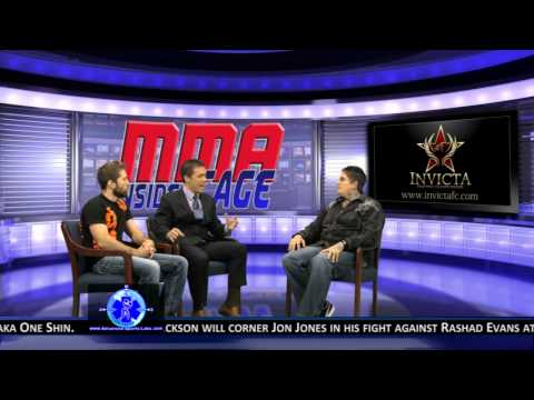 """MMA: Inside the Cage #82 - """"A Phoenix Rising"""""""