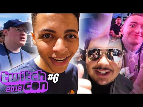 MY TWITCHCON EXPERIENCE! - VLOG #006